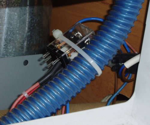 roger has provided a circuit diagram, showing the before and after wiring  layouts,