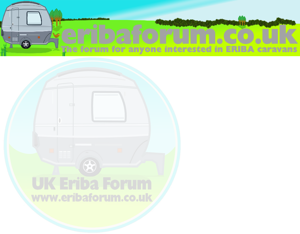 The forum for anyone interested in ERIBA caravans